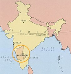 where is the deccan plateau located